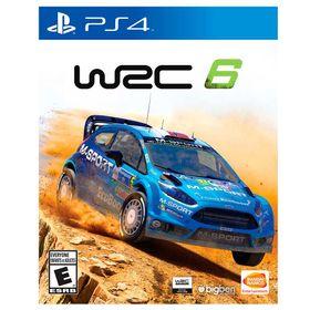 Juego-PS4-Namco-Bandai-WRC-6