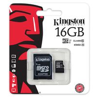 Tarjeta-de-Memoria-Micro-SD-Kingston-16-GB-Clase-10