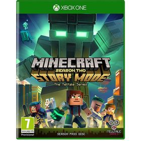 Juego-Xbox-One-Telltale-Games-Minecraft-Story-Mode-Season-2