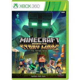 Juego-Xbox-360-Telltale-Games-Minecraft-Story-Mode-Season-2