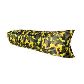 Colchon-reposera-inflable-TFK-CI-06-Camuflado-Amarillo