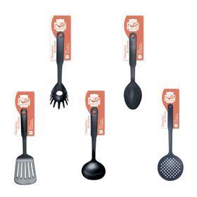 Set-X5-de-Utensilios-de-Nylon-Para-Cocina