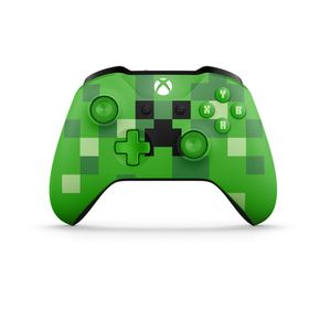 Joystick-Microsoft-Xbox-One-Minecraft-Creeper