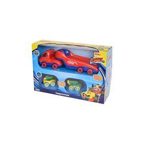 Transporte-de-autos-La-casa-de-Mickey-Mouse