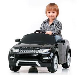 Vehiculo-a-bateria-Land-Rover-Negro-Rastar