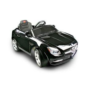 Vehiculo-a-bateria-Mercedes-Benz-SLK-Negro-Rastar
