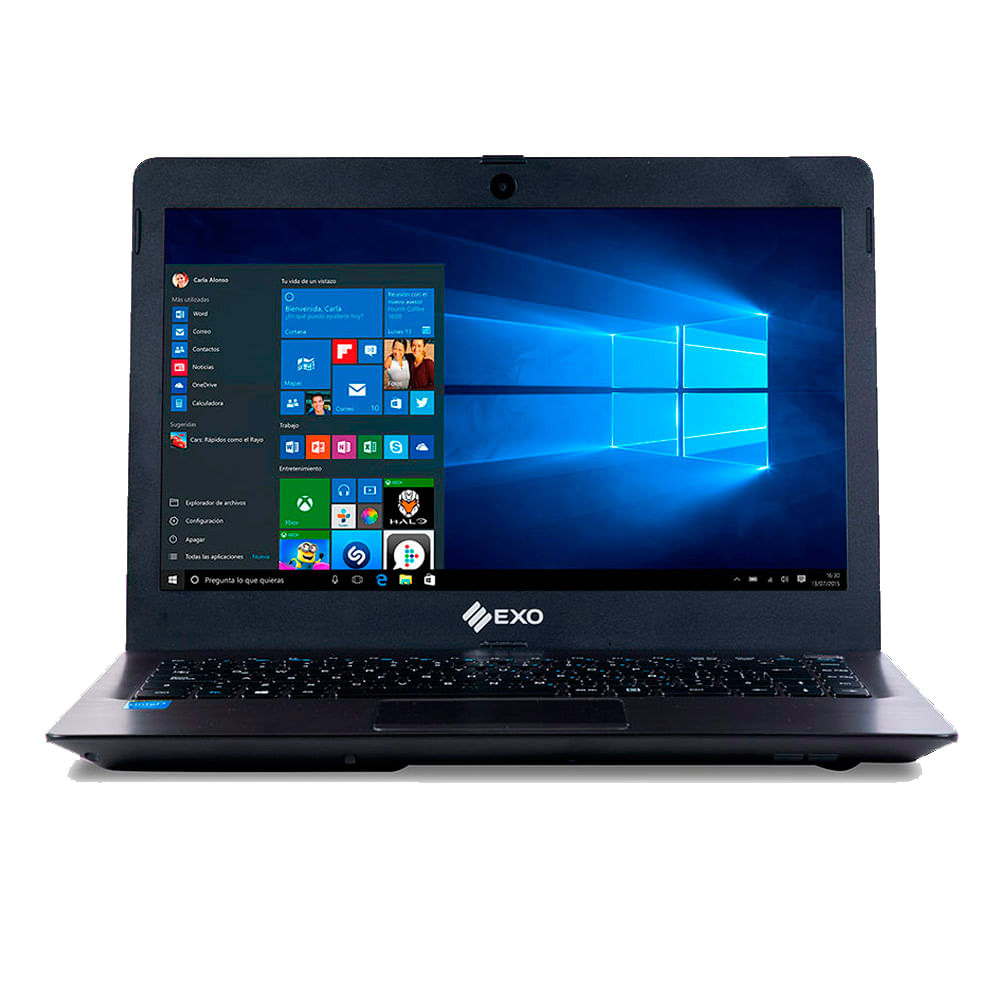 Notebook-EXO-R9X-F1445-Celeron