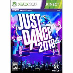 Juego-Xbox-360-Ubisoft-Just-Dance-2018