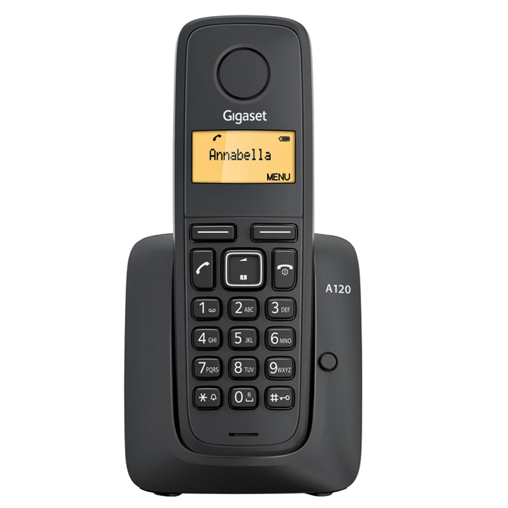 TELEFONO-INALAMBRICO-GIGASET-A12