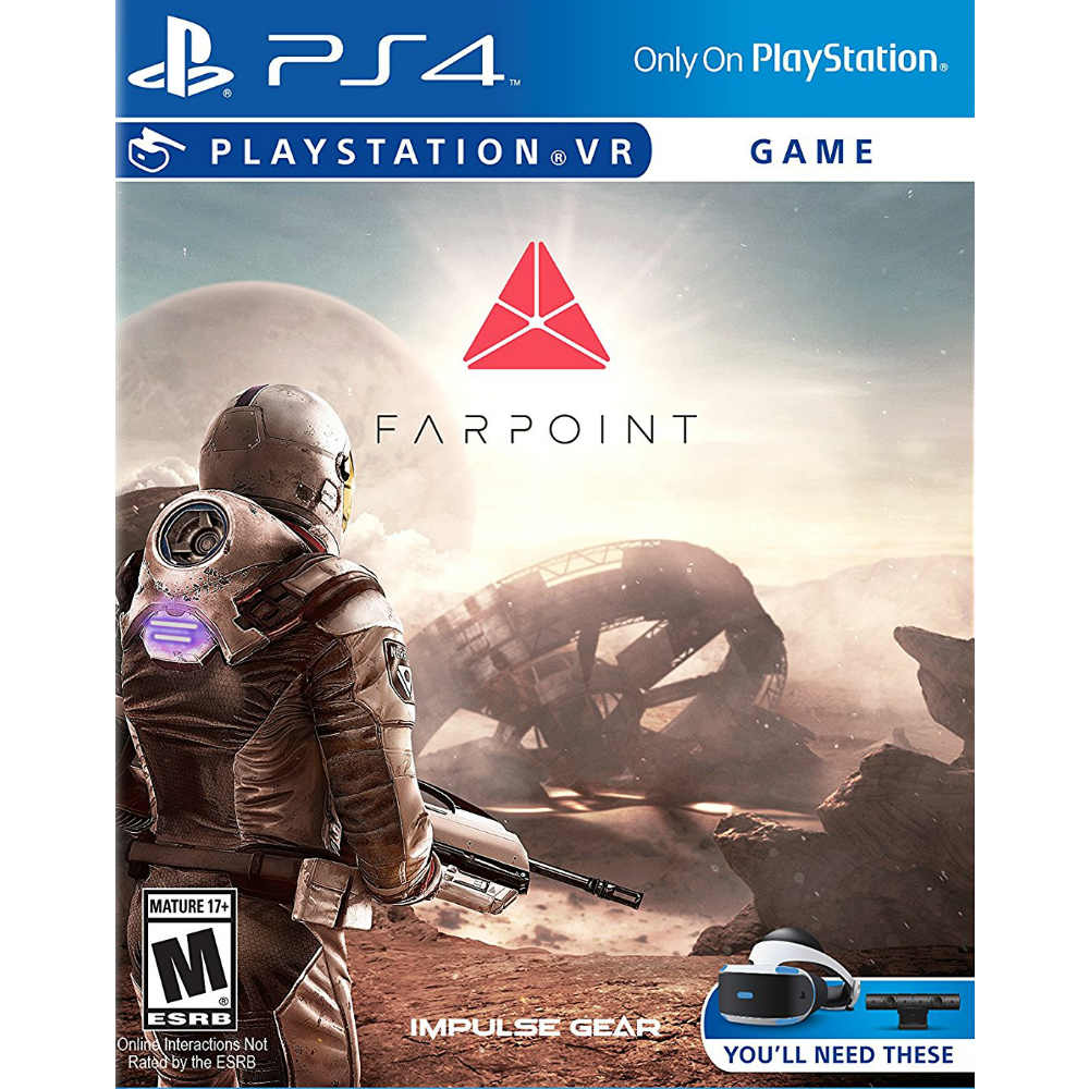 Juego-PS4-Sony-Farpoint-VR