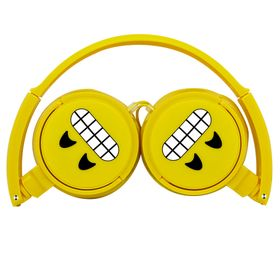 Auriculares-Urbano-Design-Emoji-Teeth