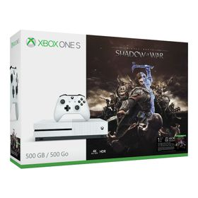 Consola-Xbox-One-Microsoft-500GB-Shadow-Of-War