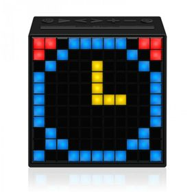 Parlante-Bluetooth-Divoom-TimeBox-Negro