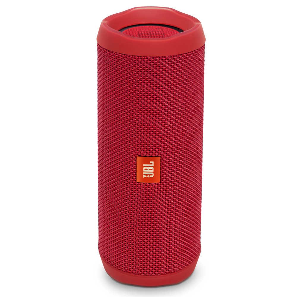 Parlante-Bluetooth-JBL-Flip-4-Rojo