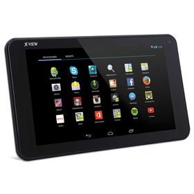 Tablet-X-VIEW-Proton-Amber-HD-Negra