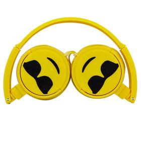 Auriculares-Urbano-Design-Emoji-Sunglasses