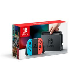Consola-Nintendo-Switch-Blue-Red-Neon