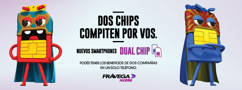 Dual Chip