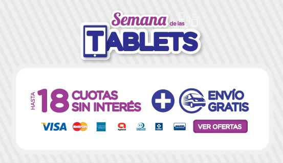 Tablets en 18c y free shipping