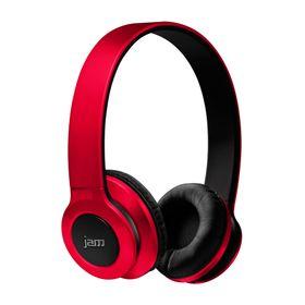 Auriculares-JAM-Transit-Bluetooth-Rojo-HX-HP420RD