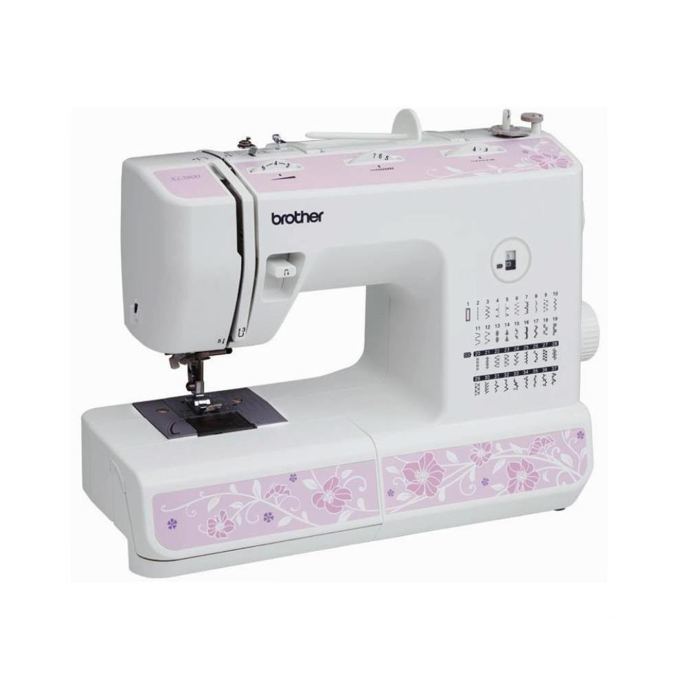 Maquina de coser Brother XL 5800 - fravega