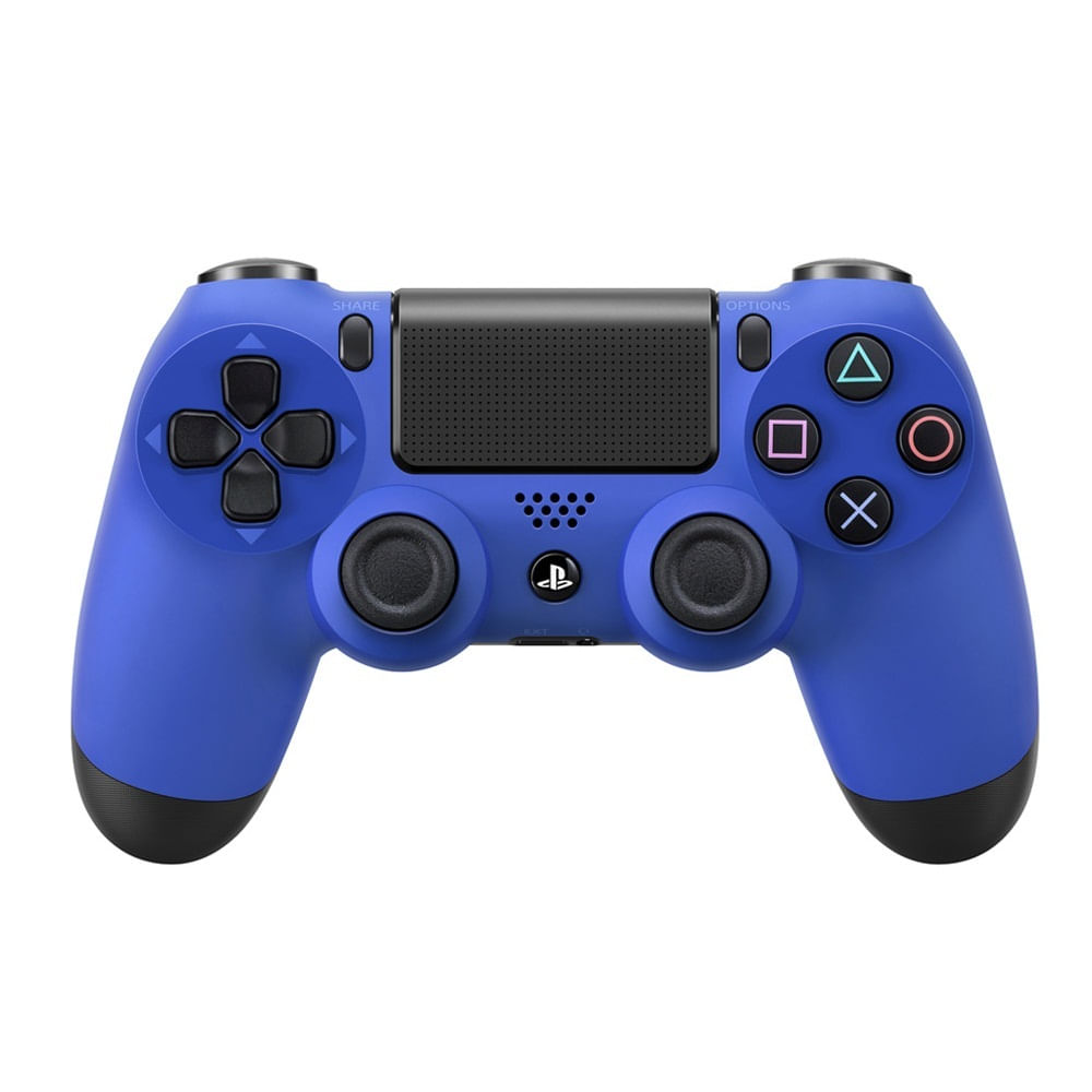 JOYSTICKS-SONY-DUALSHOCK4-WAVE-BLUE
