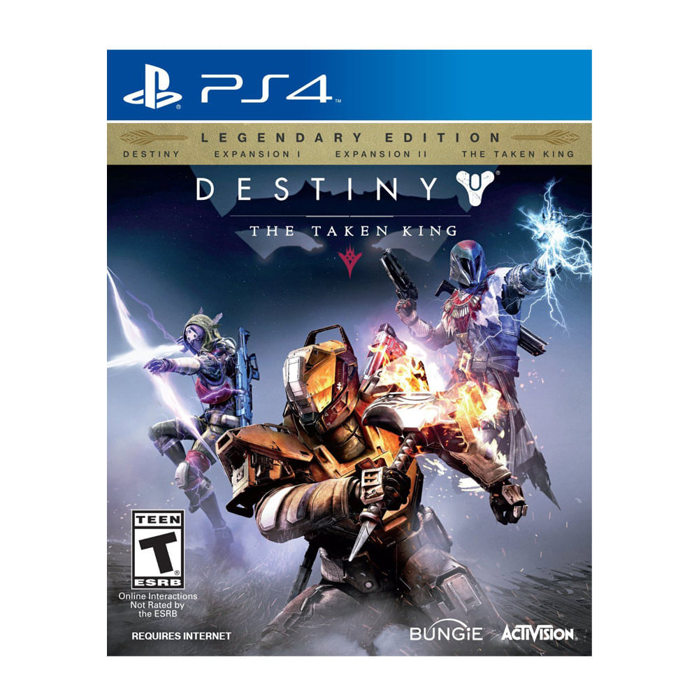 JUEGO-PS4-ACTIVISION-PS4-DESTINY-THE-TAKEN-KING