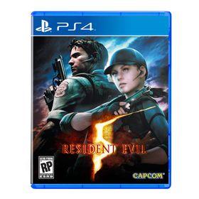 Juego-PS4-Capcom-Resident-Evil-5