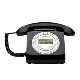 TELEFONO-CON-CABLE-INTELBRAS-TC8312-RETRO-NEGRO