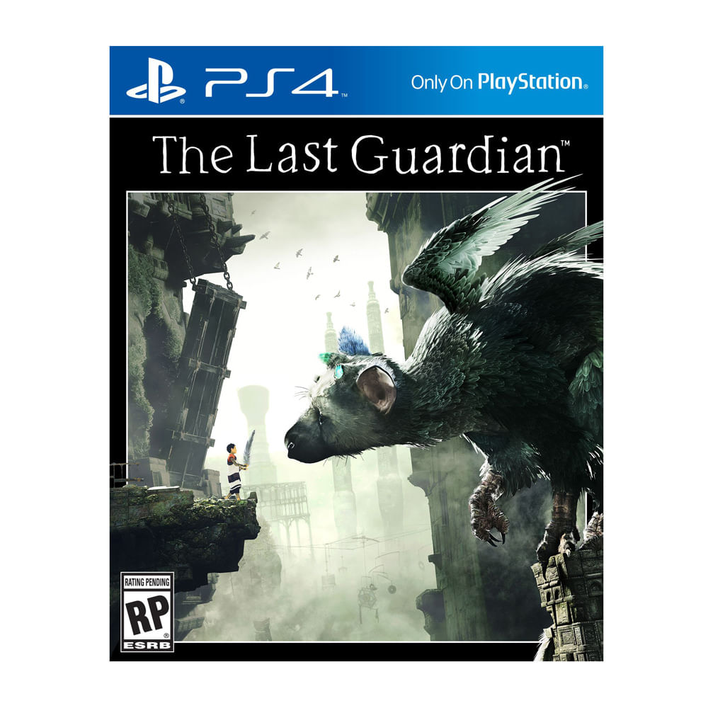 JUEGO-PS4-SONY-THE-LAST-GUARDIAN
