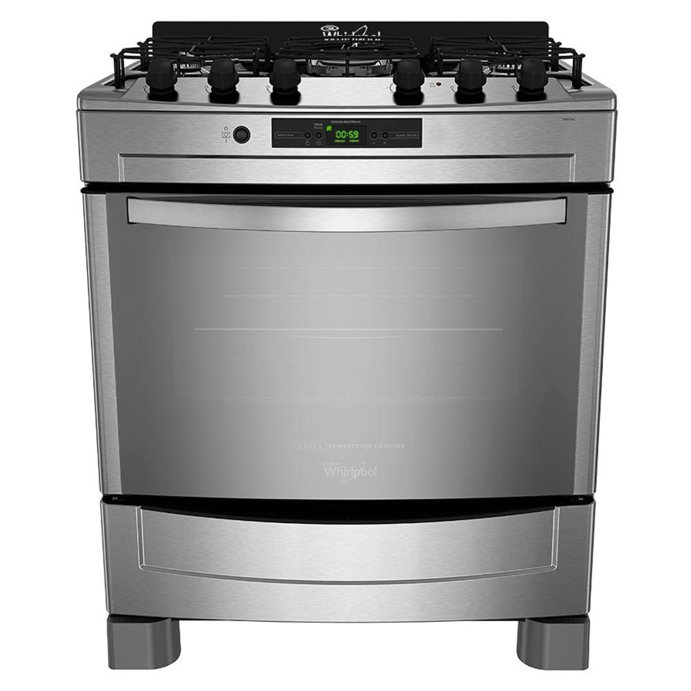 Cocina whirlpool wf876xg fravega for Articulos de cocina online