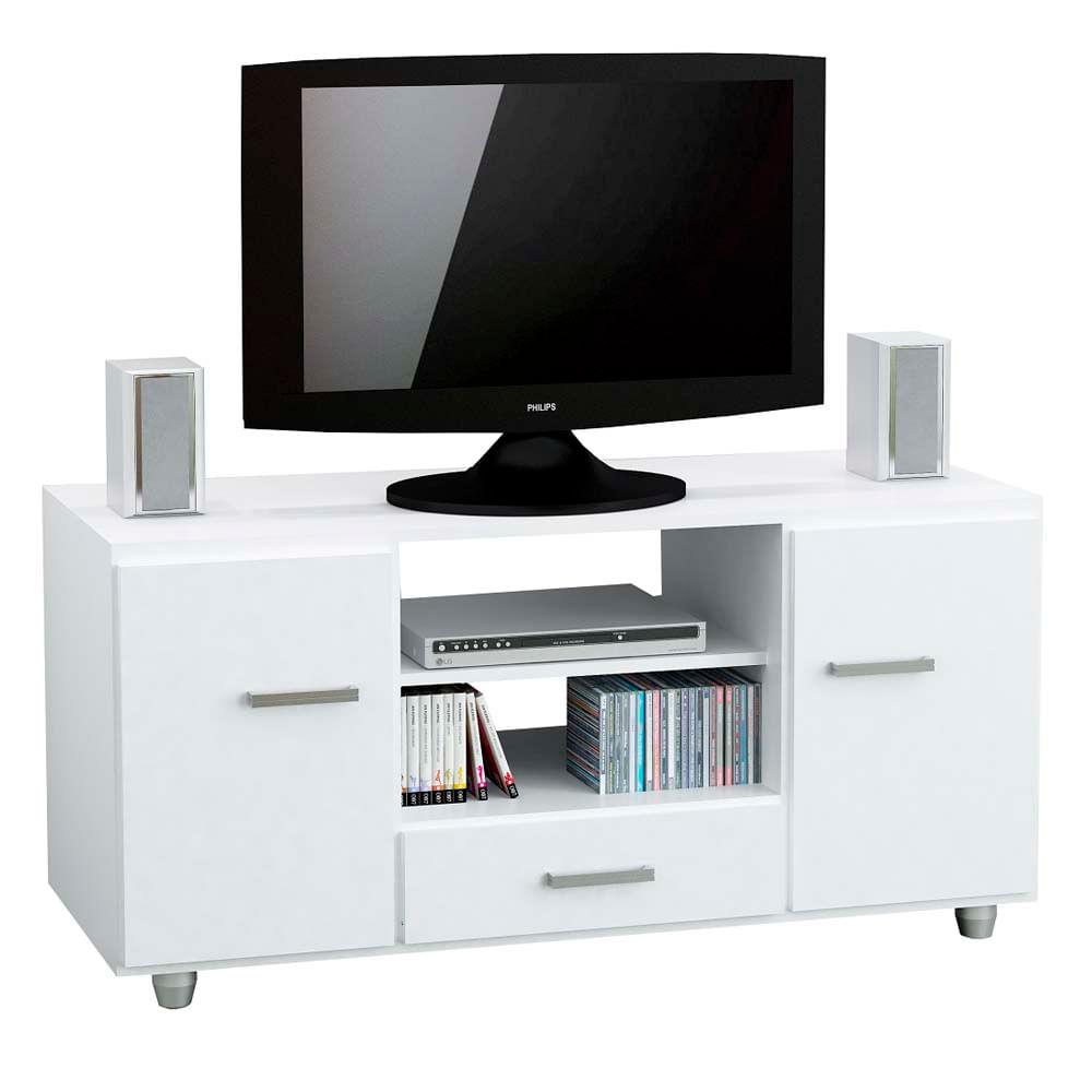 Rack Para Tv Centro Estant Mt1040 Blanco Jpg V 636245430848630000 # Muebles Centro Estant