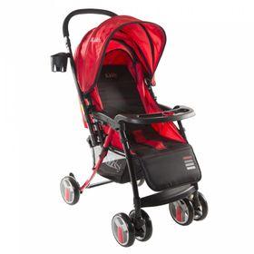 Coche De Bebe Kiddy Twister Rojo