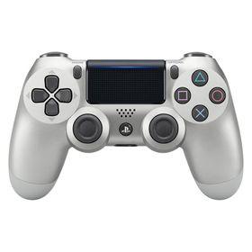 Joystick-Sony-Dualshock-4-Silver