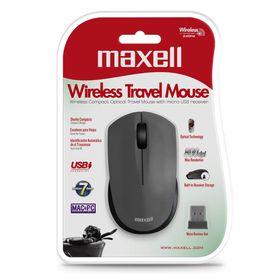 Mouse-Maxell-MOWL-200-Negro