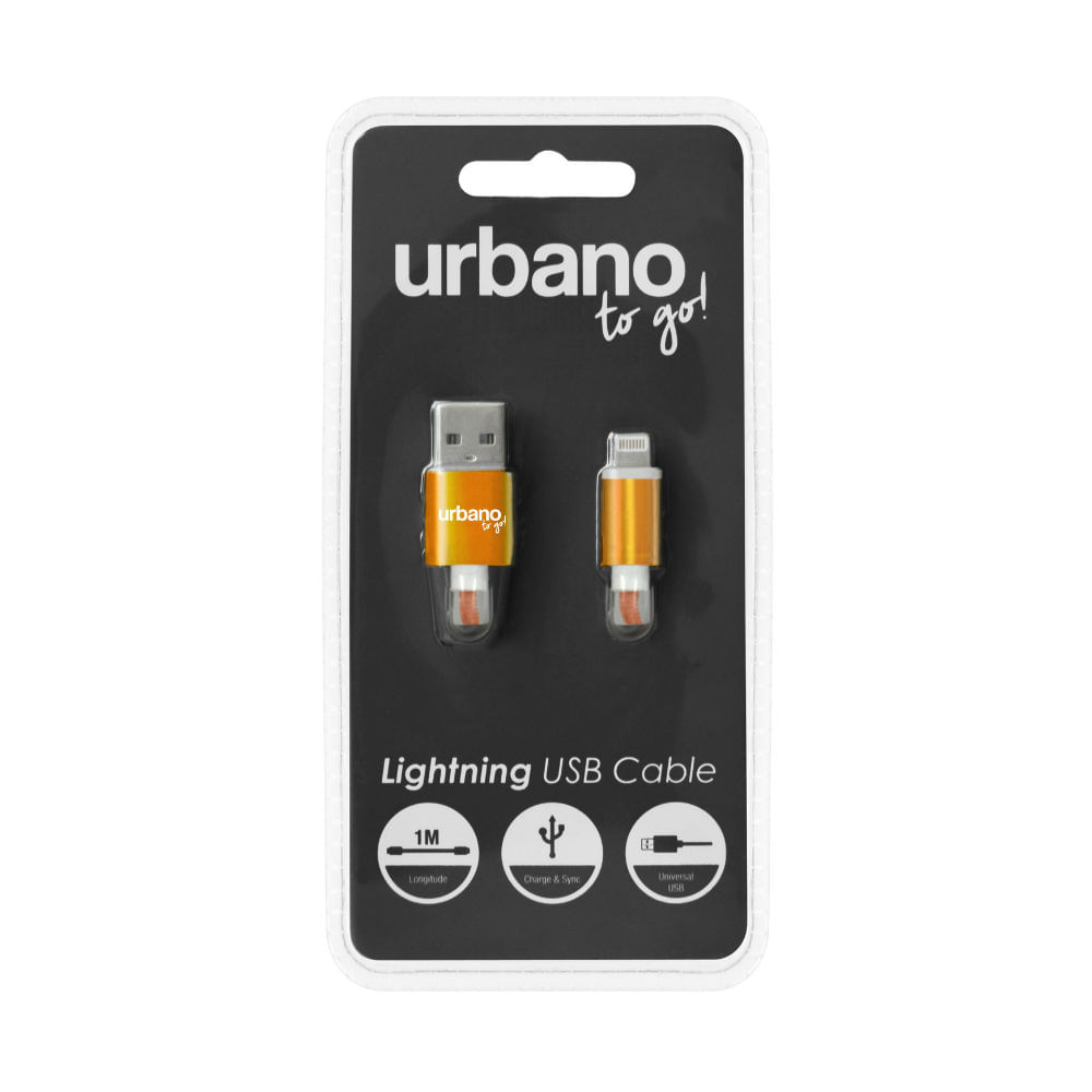 Cable-USB-Lightning-Urbano-Naranja