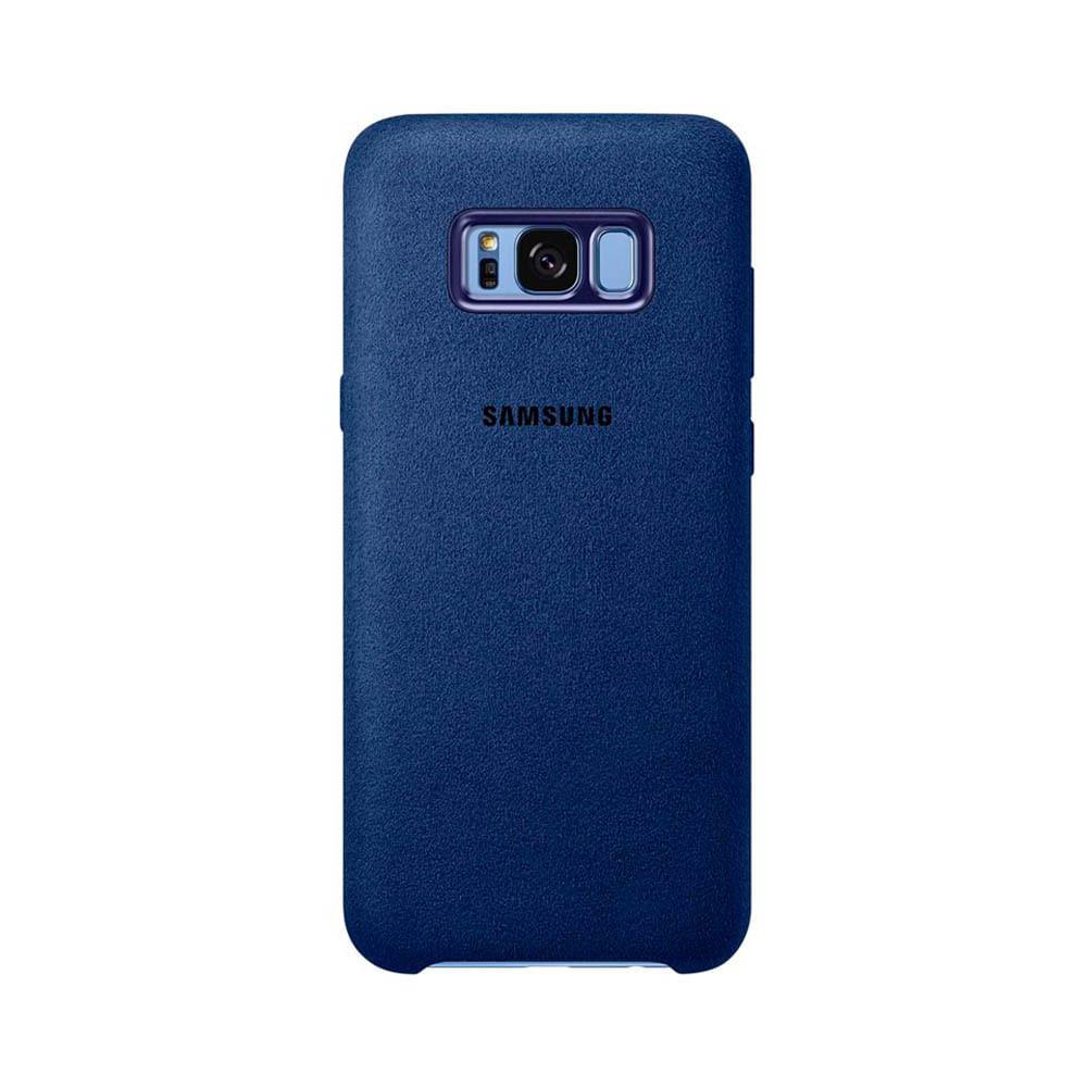 Funda-Samsung-Galaxy-S8-Plus-Alcantara-Cover-G955