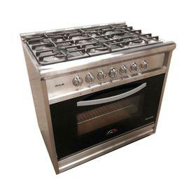 Cocina-Profesional-Usman-Irina-Vidrio-900-90CM