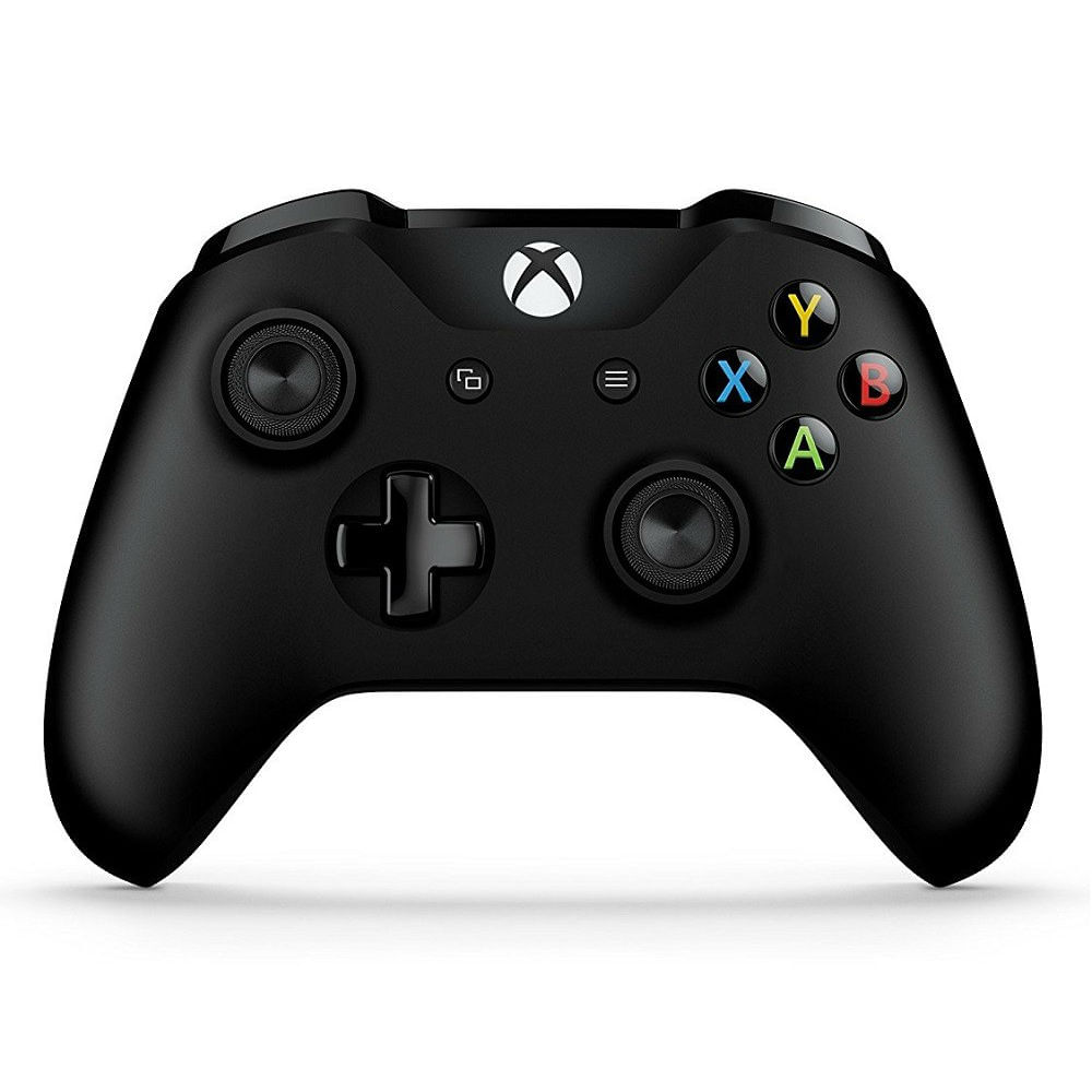 Joystick-Microsoft-para-Xbox-One-Wireless-Negro