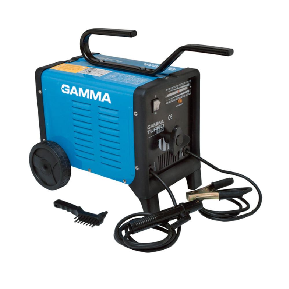 Soldadora-Gamma-3466G-Turbo-220