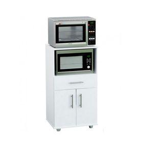 Rack-para-microondas-y-grill-Centro-Estant-G11-blanco