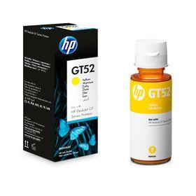 Botella-de-tinta-amarilla-HP-GT52