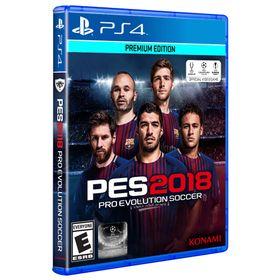 Juego-PS4-Konami-PES-2018