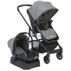 Coche-de-bebe-Avanti-One-World-Gris