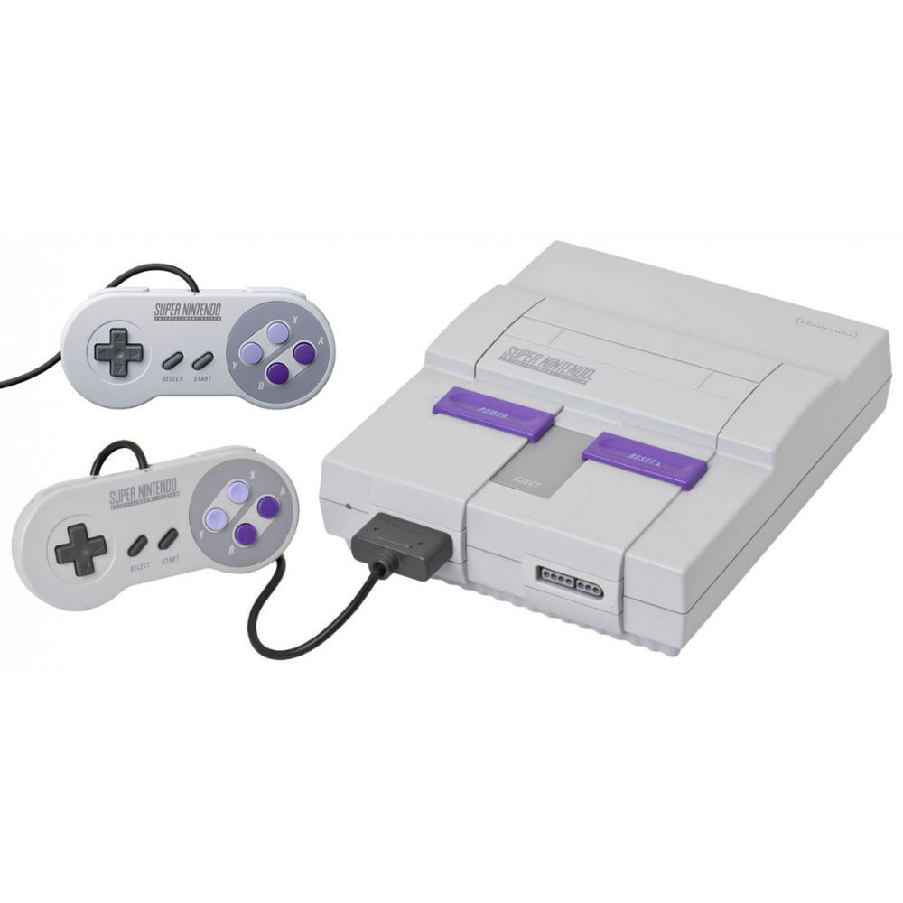 Consola-Super-Nintendo-Classic-Edition