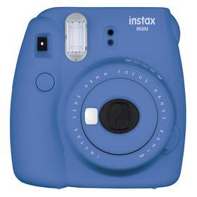 Camara-Fuji-Instax-Mini-9-Azul-Cobalto
