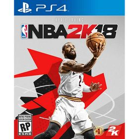Juego-PS4-2K-Games-NBA-2K18