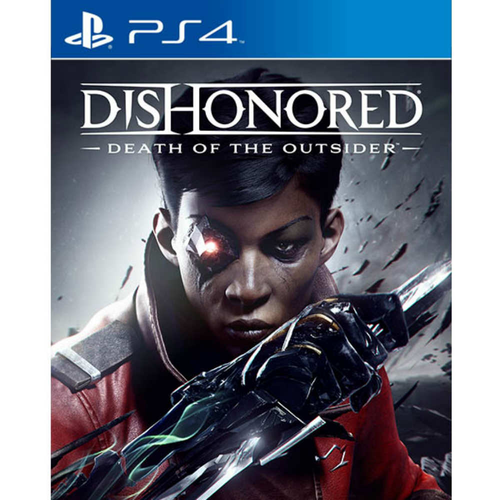 Juego-PS4-Bethesda-Dishonored-Death-Of-The-Outsider