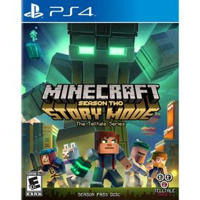 Juego-PS4-Telltale-Games-Minecraft-Story-Mode-Season-2