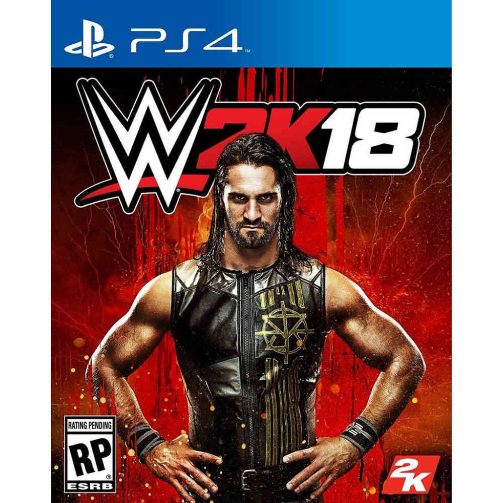 Juego-PS4-2K-Games-WWE-2K18